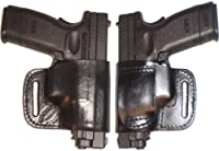 Glock 19, 23, 32 /w CT Laserguard Pro Carry Belt Ride Gun Holster Right Hand Black