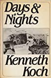 Days and Nights (0394710037) by Koch, Kenneth