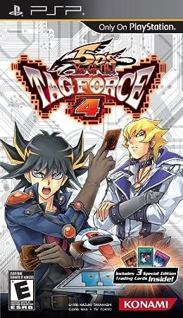Yu-Gi-Oh! 5D's Tagforce 4