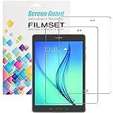 2 x Bestwe Kristallklar Displayschutzfolie Samsung Galaxy Tab A 9.7 Displayschutz Schutzfolie