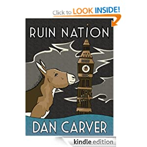 Ruin Nation (a comic, dystopian thriller)