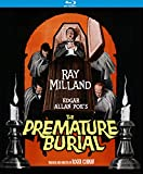 The Premature Burial [Blu-ray]