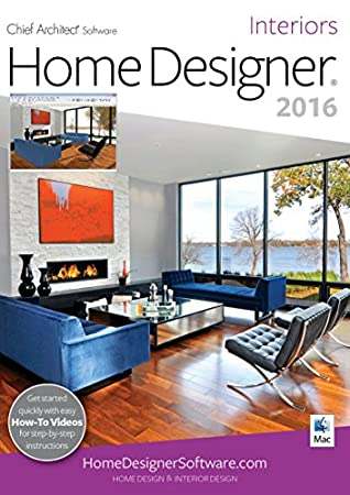 Home Designer Interiors 2016 [Mac] [Download]