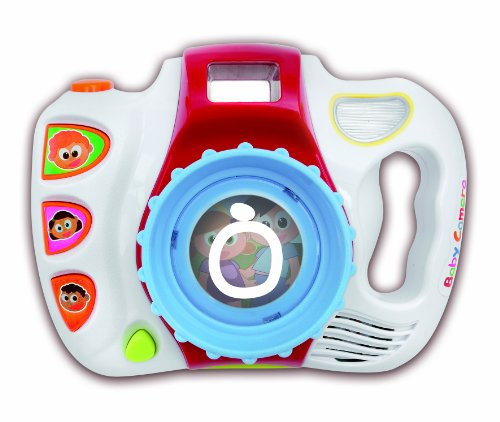 BonToys Baby Camera with Sound & Flash Lighting