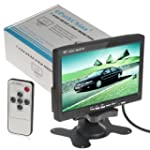 "7"" TFT LCD Color 2 Video Input Car Re..."