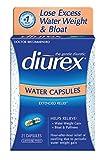 Diurex Extended Relief Water Capsules, 21 Count Capsules