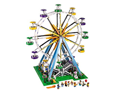 LEGO-Creator-Expert-10247-Ferris-Wheel-Building-Kit