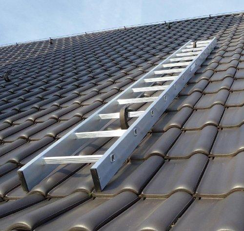 Kaminkehrerleiter-Dachleiter-Aluminium-21-Sprossen-588m