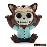 StealStreet SS-Y-9010 Exclusive Special Edition Furry Bones Wolfie Werewolf Collectible