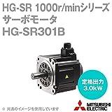 三菱電機 HG-SR301B サーボモータ HG-SR 1000r/minシリーズ 電磁ブレーキ付き (中慣性・中容量) (定格出力容量 3.0kW) NN