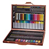 Art 101 173-Piece Wood Art Set