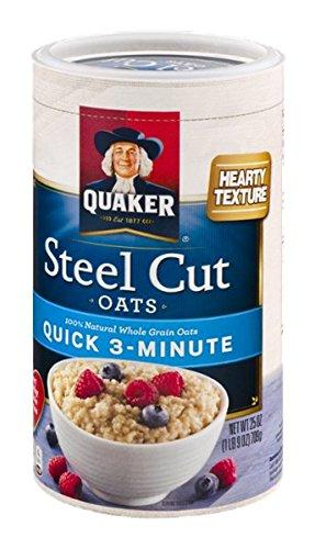 Amazon com Quaker Steel Cut  Quaker Steel Cut Oats