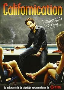 Californication - Temporadas 1 - 3 [DVD]