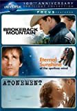 Focus Features Spotlight Collection (Brokeback Mountain / Eternal Sunshine of the Spotless Mind / Atonement)