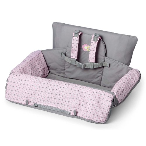 Find Bargain Carter's 2-In-1 Shopping Cart Cover, Pink