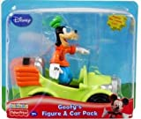 Mickey Mouse Clubhouse - Goofy's Figure & Car Pack