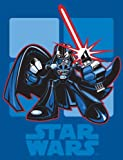 Star Wars Balance of the Force 46-Inch by 60-Inch Microraschel Throw