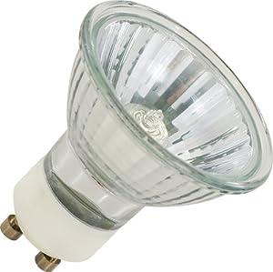 Liteline Corporation Liteline LMP16GU10C-20BX Halogen MR16 Bulb with GU10 Base, 120V, 20W
