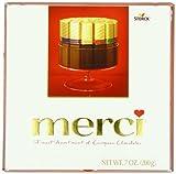 Merci European Chocolates, 7 Ounce