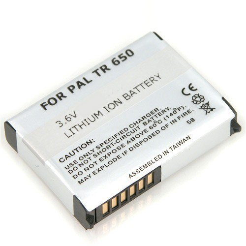 Eforcity Replacement (Ultra) Standard Battery for Treo 650/ 700w / 700p / 700wx smartphones