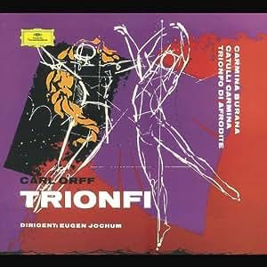 Trionfi Carmina Catulli Trionfo Afrodite dp BGM
