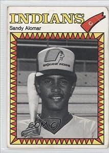 Sandy Alomar (Baseball Card) 1984 Spokesman-Review Spokane Chronicle Spokane Indians... by Spokesman-Review Spokane Chronicle Spokane Indians