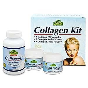 Hydrolyzed collagen cream