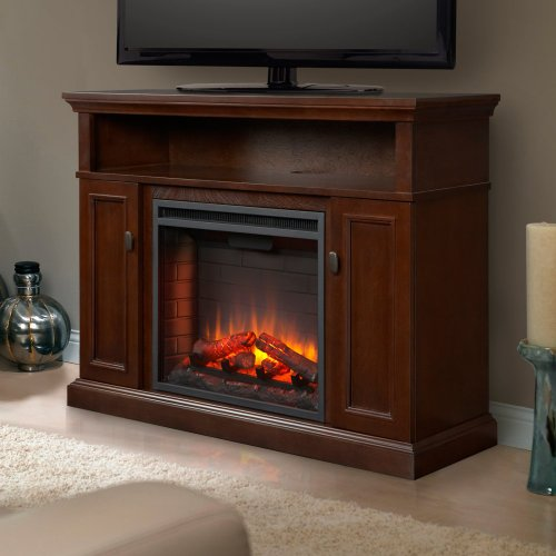 Simplifire Ashley Electric Fireplace Entertainment Center photo B00FRLDJKU.jpg