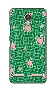 ZAPCASE Printed Back Cover for Lenovo K6
