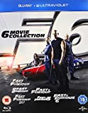 Fast and Furious 1 - 6 COMPLETE Box Set Blu-ray (Import) (The Fast and the Furious / 2 Fast 2 Furious / The Fast and the Furious: Tokyo Drift / Fast & Furious / Fast Five / Fast & Furious 6)