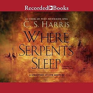 Where Serpents Sleep Audiobook