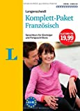 Langenscheidt Komplett-Paket Französisch - 3 Bücher mit 10 CDs: Der Sprachkurs für Einsteiger und Fortgeschrittene