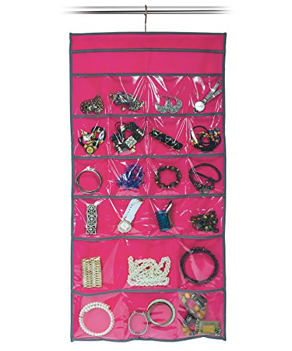 Cynthia Rowley Jewelry Organizer: Buy It Now: Best 22 Pocket Hanging Jewelry Organizer Set