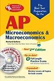 The Best Test P AP Microeconomics & Macroeconomics w/CD-ROM, 2nd Ed. (Advanced Placement (AP) Test Preparation) (0738603767) by Sattora, Richard