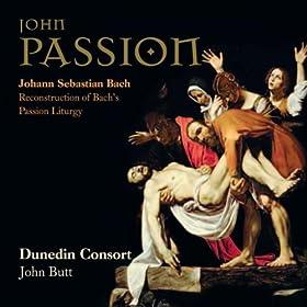 Johannes Passion, BWV 245 - Recitativo - Derselbige Junger war dem Hohenpriester bekannt