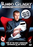 Rhod Gilbert and The Cat That Looked Like Nicholas Lyndhurst [Live] [DVD]