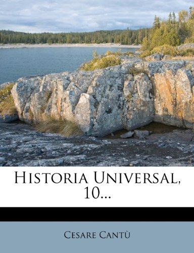 Historia Universal, 10...