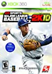 Major League Baseball 2K10 - Xbox 360...