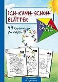 Ich-kann-schon-Blätter Jahreszeiten: 44 Kopiervorlagen für's Portfolio