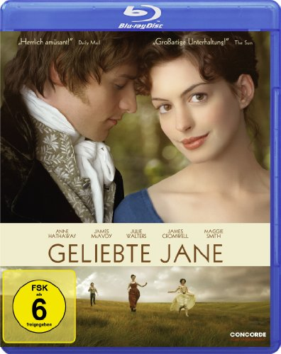 Geliebte Jane [Blu-ray]