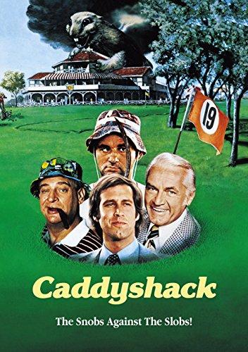Amazon Com Caddyshack Chevy Chase Bill Murray Rodney Dangerfield Ted Knight Amazon Digital