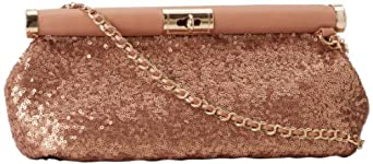 IMoshion Lucille 7768C Clutch,Pink,One Size
