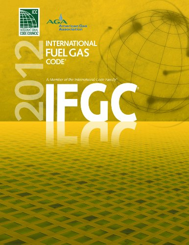 2012 International Fuel Gas Code - Loose-leaf - ICC (distributed by Cengage Learning) - 3600L12 - ISBN: 1609830482 - ISBN-13: 9781609830489