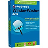 Webroot Window Washer 2010 (PC CD)by Webroot