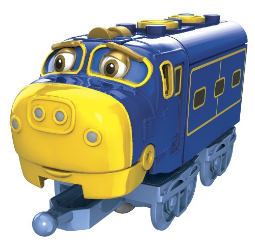 Chuggington Buildable Chugger - Brewster