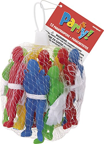 Parachute Army Men Party Favors, 12ct