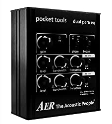 AER Dual Para EQ Parametric Equalizer from AER The Acoustic People