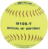 Markwort 10-Inch Synthetic Cover/Cork Core Softball  (Dozen)