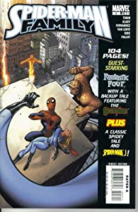 Spider-Man Family #3 : Electrical Problems (Marvel Comics) by Fred Van Lente, Paul Tobin, Leonard Kirk and Pierre Alary
