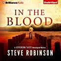 In the Blood: Jefferson Tayte Genealogical, Book 1 (       UNABRIDGED) by Steve Robinson Narrated by Simon Vance